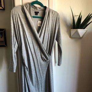 Ann Taylor Factory Faux Wrap Dress